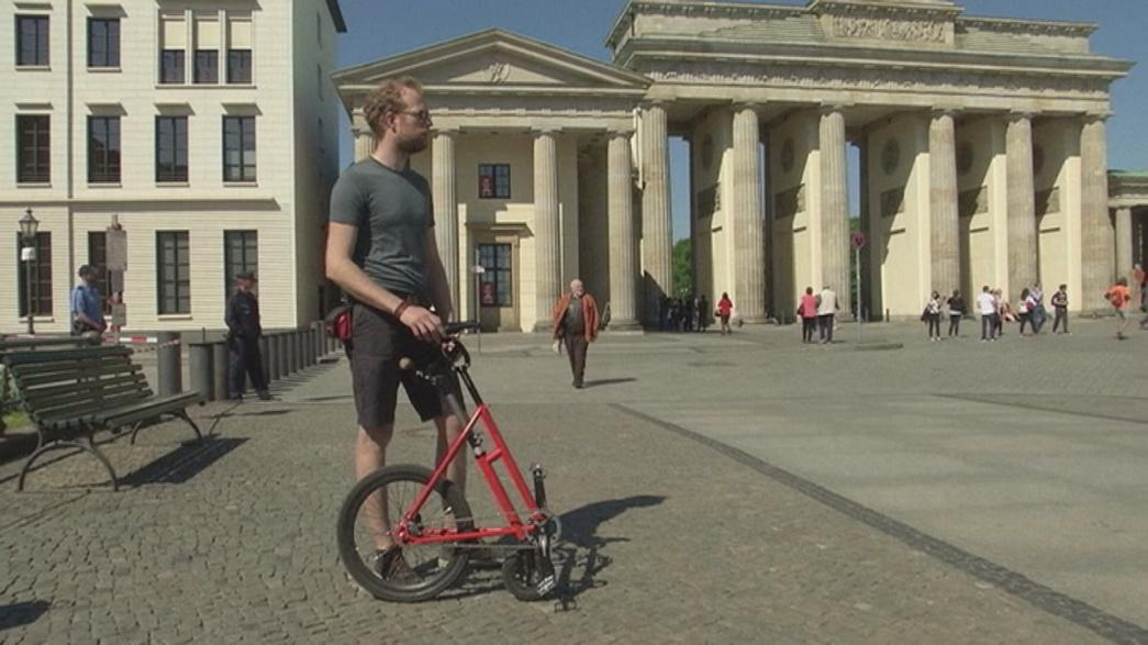 """New """"half-bike"""" could be next urban Hipster hit"""