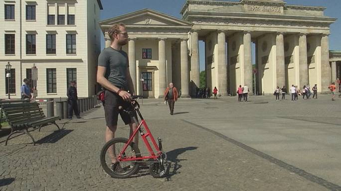 "New ""half-bike"" could be next urban Hipster hit"