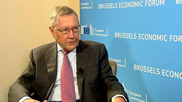 """Klaus Regling, Mes: """"Abbiamo salvato l'Eurozona dal collasso"""""""