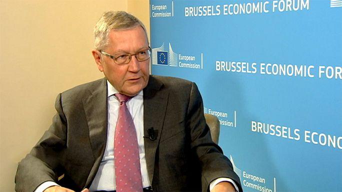 """Klaus Regling : """"L'effondrement de la zone euro évité de justesse"""""""