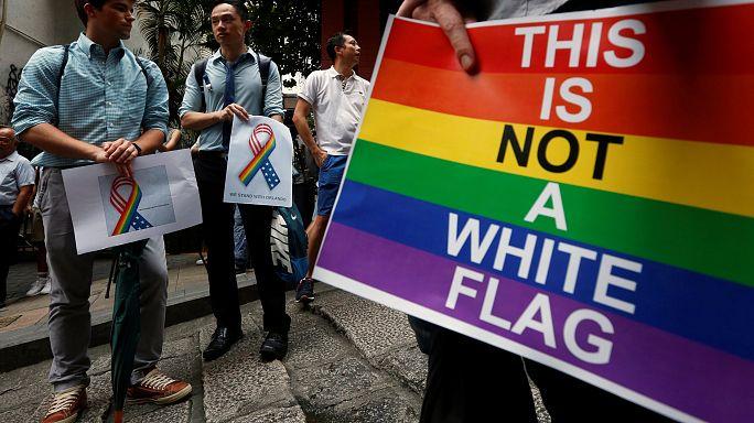 #LoveIsLove: Einige der schönsten & traurigsten Tweets zu Orlando
