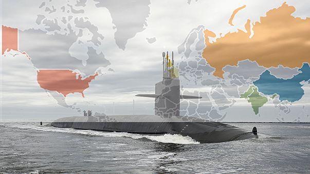 Nükleer güçler silahlarından vazgeçmiyor