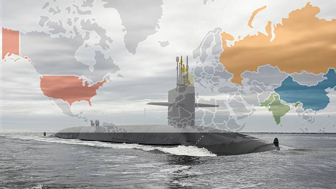انخفاض الأسلحة النووية لا يعني التخلي عنها