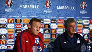 "Hodgson and Rooney appeal to fans to ""stay out of trouble"""