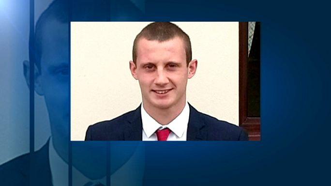 وفاة أحد مُناصِري منتخب آيرلندا الشمالية في مدينة نيس