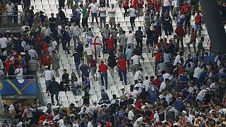 Euro 2016 : deux hooligans anglais condamnés