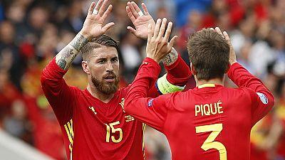 Euro 2016: Spain edge past Czechs, Italy shine, Zlatan almost scores