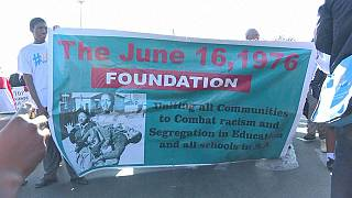 South Africans unite to remember Soweto uprising