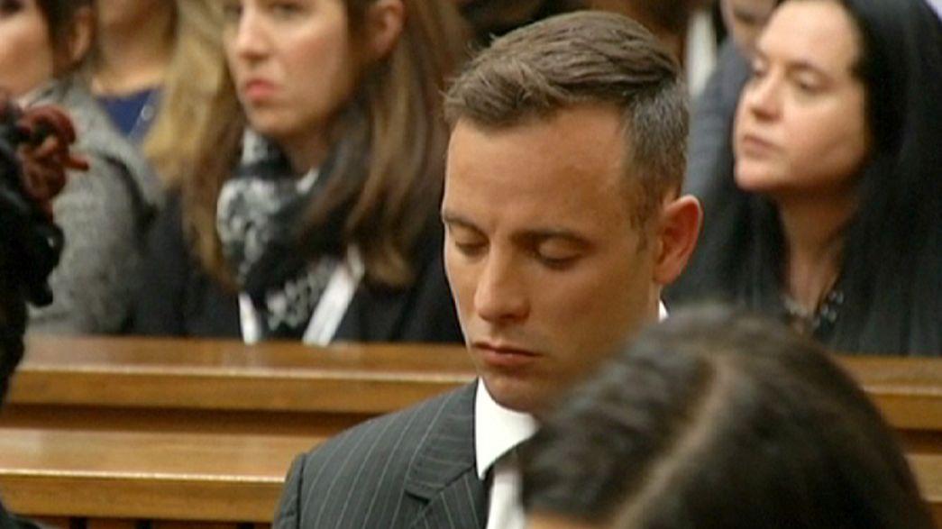 """Psikoloji profesörü: """"Pistorius tükenmiş bir adam, hastaneye yatırılmalı"""""""