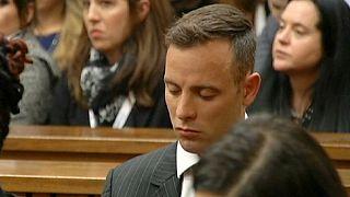 Oscar Pistorius 'broken' South African court hears