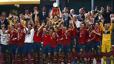 Spain's $636m squad, most valuable side at Euro 2016