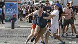 EURO2016: Adeptos ingleses condenados depois de tumultos em Marselha