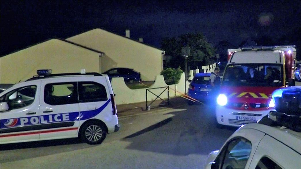Pairs'teki polis saldırısını Işid üstlendi