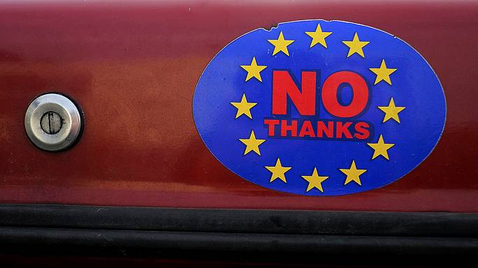 Британия: за выход из ЕС на референдуме готовы проголосовать 53% британцев