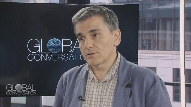 """إقليدس تساكالوتوس: """" على الشعب اليوناني أن يتوقع نهاية التدابير المالية"""""""
