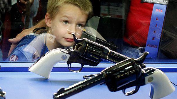 Семь фактов о применении оружия в США