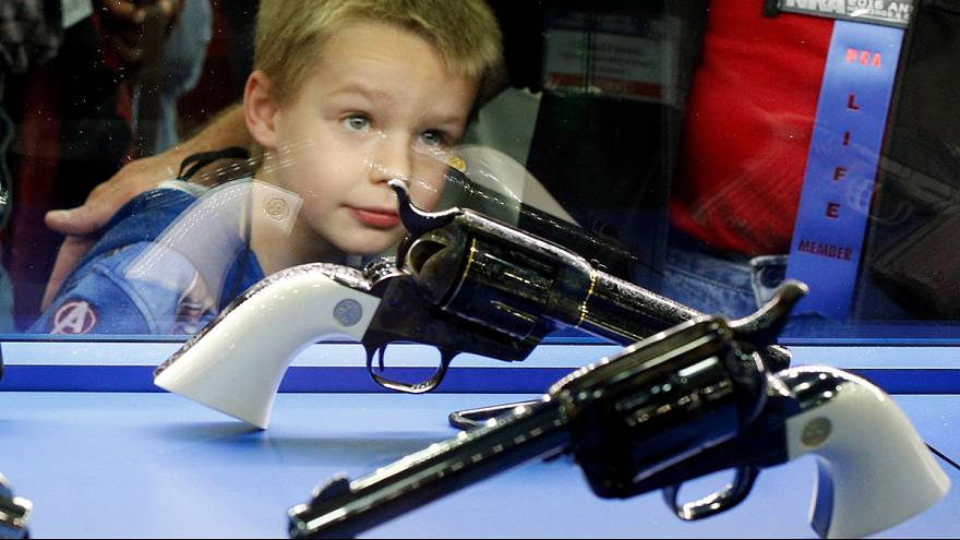 Sept choses à savoir sur les armes aux Etats-Unis