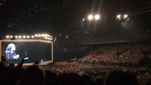 Orlando: la dedica di Adele