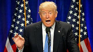 """Donald Trump veut """"suspendre l'immigration"""""""