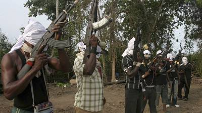 Niger Delta militant group demands foreign mediators for talks with gov't