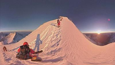 Mount Everest's 3D climbing routes now available online