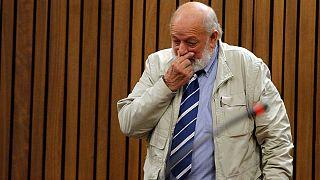 Отец Ривы Стинкамп требует наказания для Оскара Писториуса