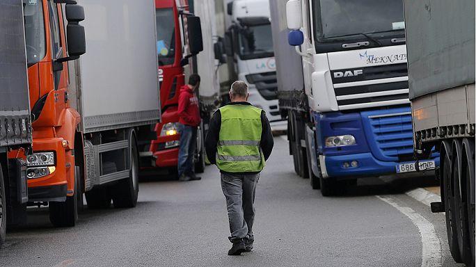 Doğu Avrupalı şirketler Fransa'ya tepkili