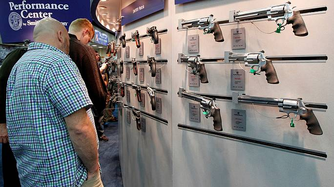 Orlando killings prompt share rise in US gun companies