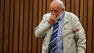 Reeva Steenkamp's father says Pistorius 'must pay for his crime'