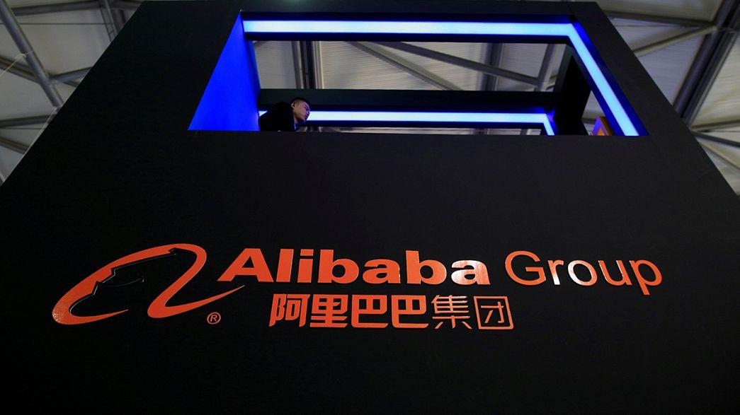 Большие планы Alibaba