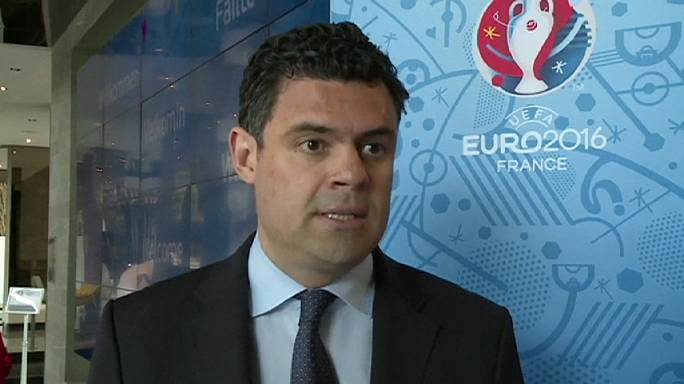 Euro 2016 : la Russie sanctionnée après les violences de Marseille