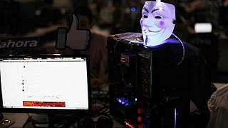 Anonymous Africa hacks websites of 'racist' EFF and ZANU PF