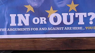 """Britische Gewerkschaftsführer warnen vor """"Brexit"""""""