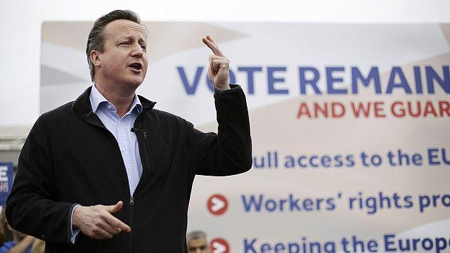 Brexit-ellentábor: a kilépés sokkolná a brit gazdaságot
