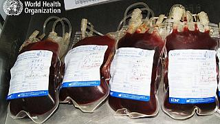 Africa covers only 50% of its annual blood requirements - WHO