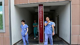 Berlusconni operado ao coração e em recuperação