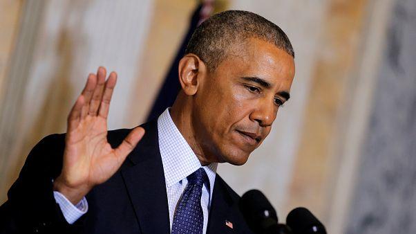 أوباما ينتقد بحدة ترامب ويرفض تمييز المسلمين الأمريكيين عن بقية المواطنين
