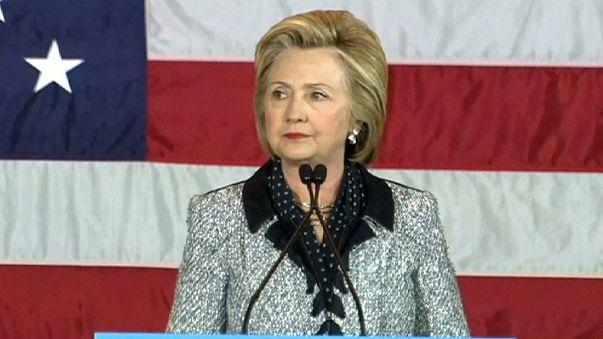 Az orlandói támadásról szól most az amerikai elnökválasztási kampány