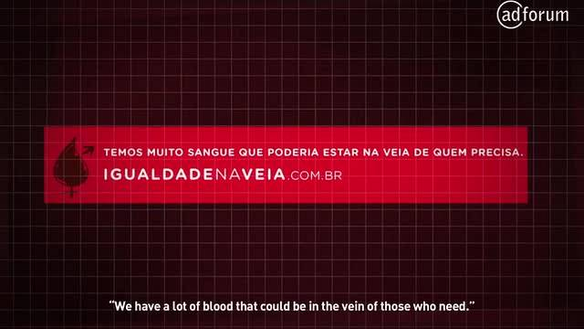 Blood equality - film (Grupo Dignidade)