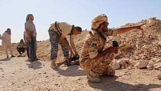 New counter-offensive by Libyan forces repels IS in Sirte