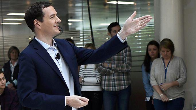 George Osbourne, Brexit yanlılarını acil bütçe paketiyle uyardı