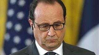 France : François Hollande promet de renforcer la vigilance