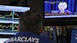 بنك الاحتياطي الفدرالي يدعو إلى رفع أسعار الفائدة