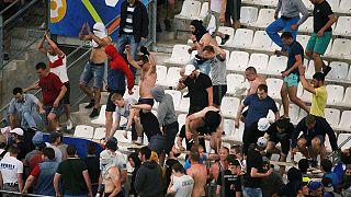 Euro 2016'daki holigan kavgasında Rusya'dan bakış
