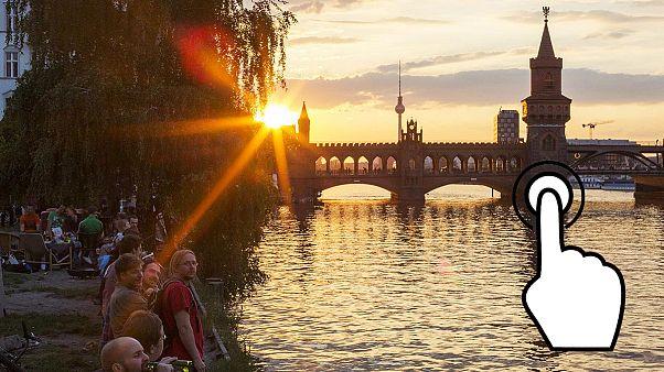 Encuentre su ciudad europea ideal