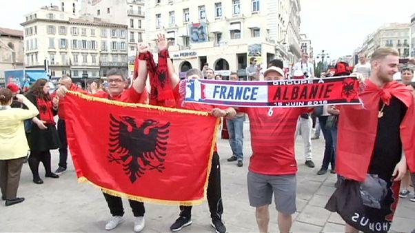 فرنسا: تعبئة أمنية ضخمة خلال مباراة فرنسا-ألبانيا في مرسيليا