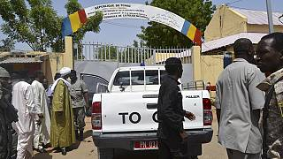 Two alleged rapists of Chadian girl escape N'Djamena prison