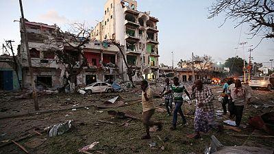 Somalie: attaque non loin du Parlement