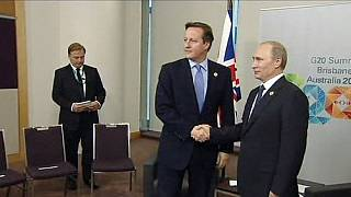 Brexit: Vladimir Putin não se manifesta