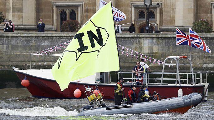 """Великобритания: рыбаки за """"брексит"""", министр финансов против"""